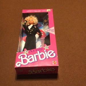 1989 Army Barbie